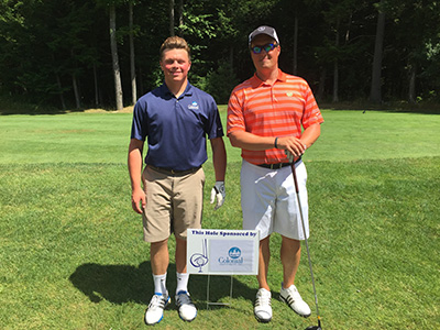 Scott and Jack_Young Agent Golf